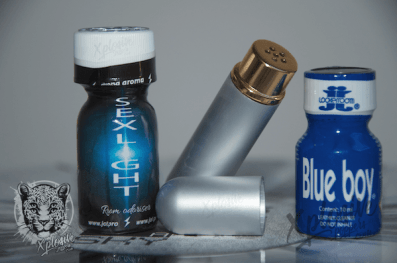 Inhalateur + SexLight et Blue Boy