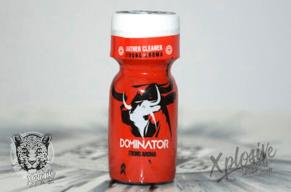 poppers dominator puissant amyle