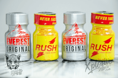 Poppers Rush / Everest ORIGINAL