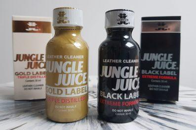 Pack Jungle Juice Label Paire !