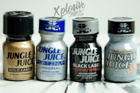 Pack jungle juice promo top 4