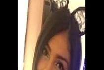 Novinha mexicana caiu no whatsapp peladinha