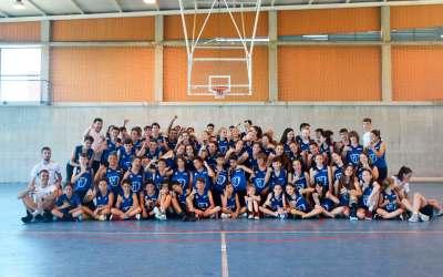 Resumen Campus Baloncesto y Surf Cantabria 2019