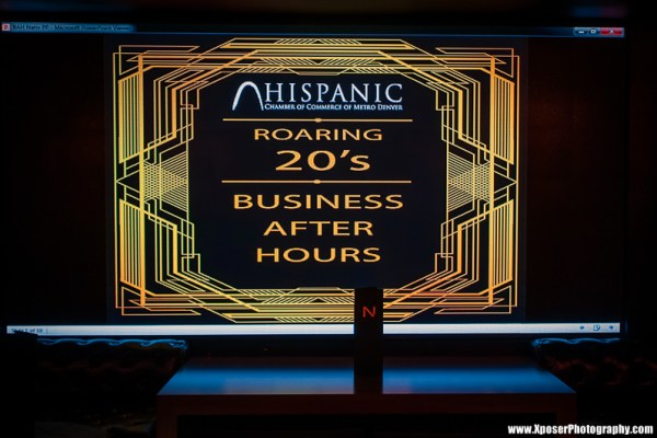 Hispanic Chamber Roaring 20's Business After Hours