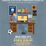 Lepasan STPM/ Setaraf, Semak Online Keputusan UPU 2017 Anda