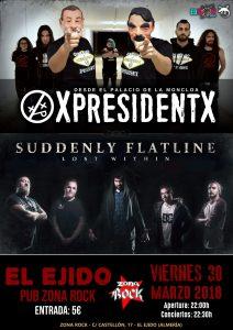 XpresidentX El Ejido Rap Metal Punk Hardcore