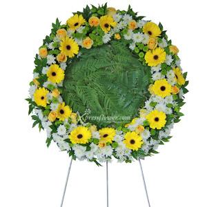 condolences flowers condolence wreath