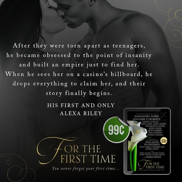 ForTheFirstTime-AlexaRiley