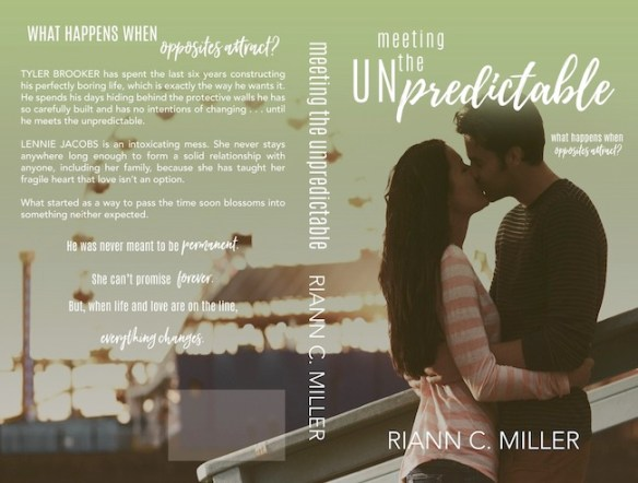 Meeting The Unpredictable_Full Wrap