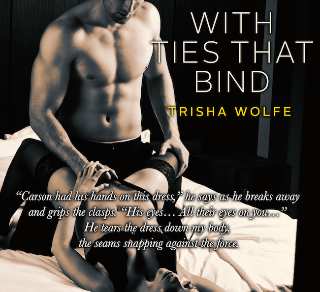With Ties That Bind Teaser by Trisha Wolfe