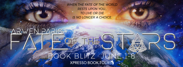 Fate of the Stars blitz and giveaway through Xpresso #bookblogger