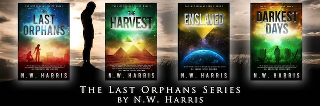 The Last Orphans Series