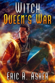Witch Queen's War cover