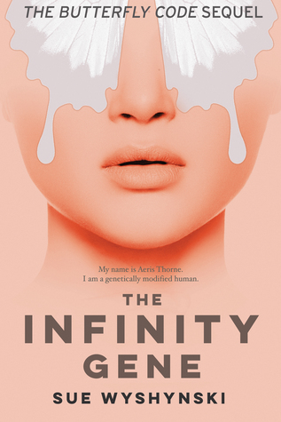 The Infinity Gene Book Cover