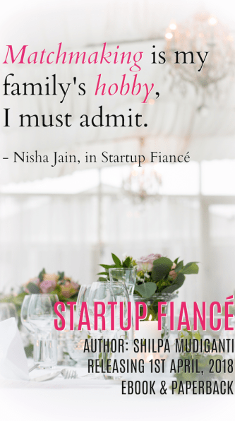 Startup Fiance quote graphic
