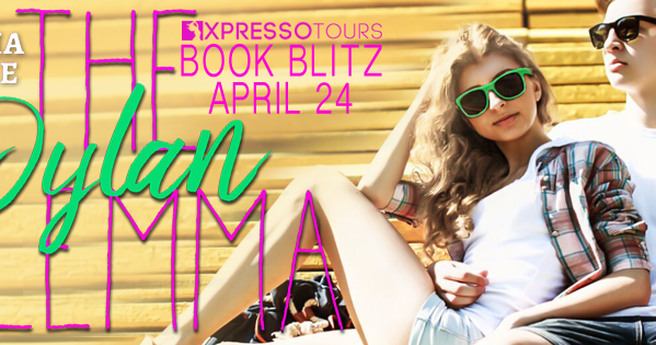 The Dylan Dilemma release blitz banner
