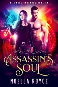 Assassin's Soul by Noella Royce cover