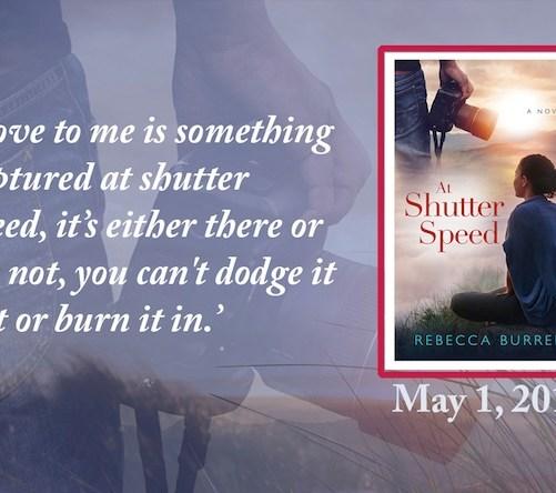 At Shutter Speed teaser graphic