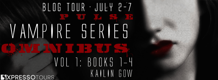 Stephanie's Book Reports - Pulse by Kailin Gow Blog Tour
