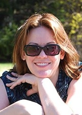 Rebecca Burrell author photo