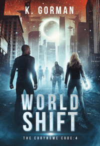 World Shift by K Gorman cover