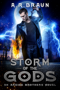 Storm of the Gods cover