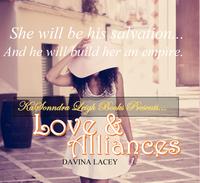 Davina Lacey author graphic