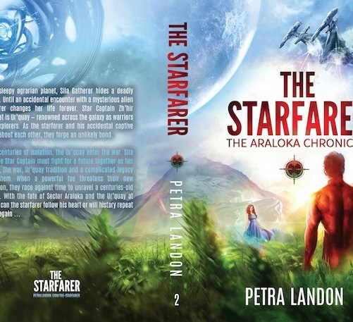 The Starfarer full cover