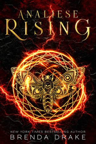 Analiese rising cover