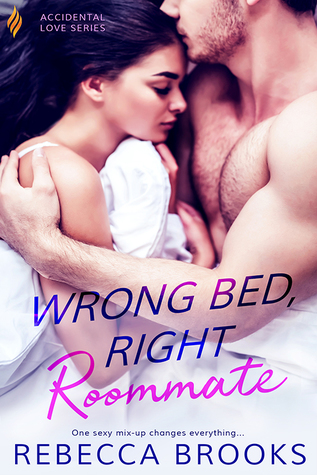 Wrong Bed Right Roommate cover
