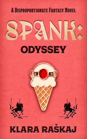 Spank Odyssey cover