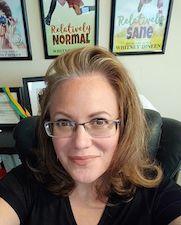 Whitney Dineen author photo