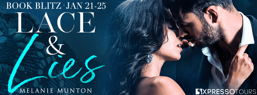 Lace and Lies blitz banner