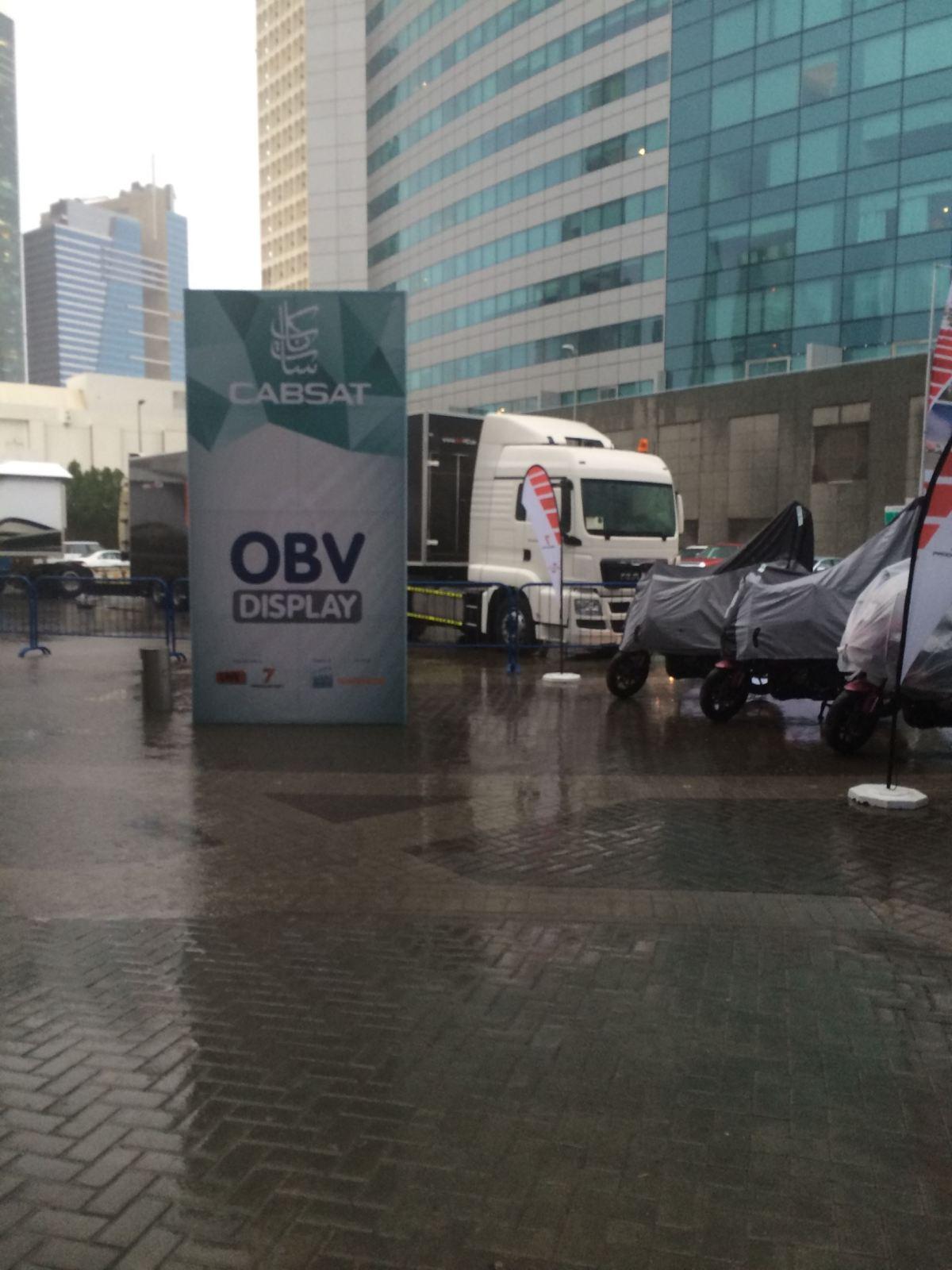 Cabsat16_pioggia