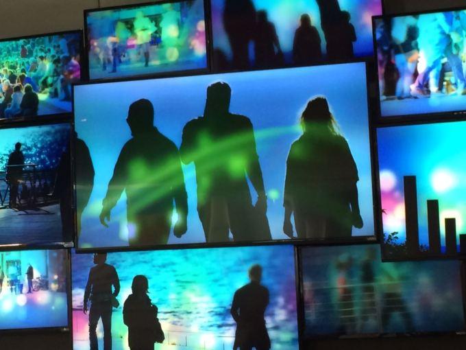 Remote Video Wall primo piano_uomini NAB16