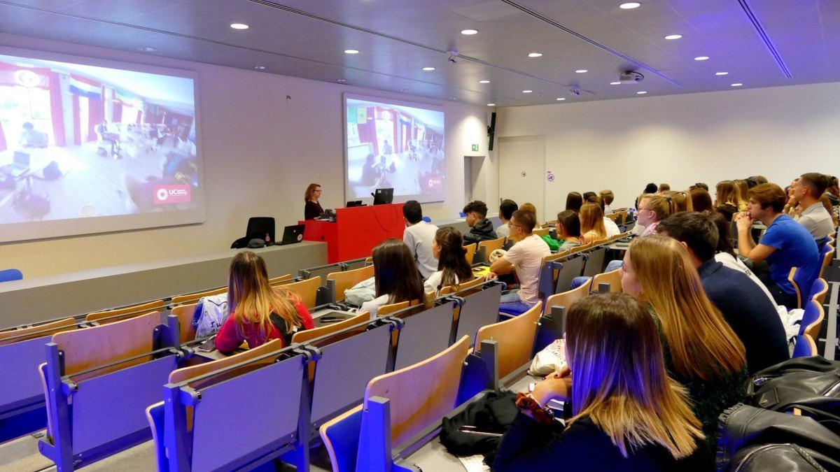 UCLL-University-WebClip2Go-video-Presentation-students, teachers-Delft