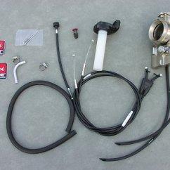 Edelbrock Quicksilver Carburetor Diagram 350 Oil Flow Qwiksilver Carburetors Xr650r Installing The