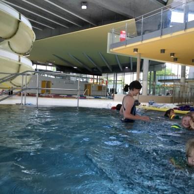 Schwimmkurs Wassergewöhnung für Kinder in Leipzig