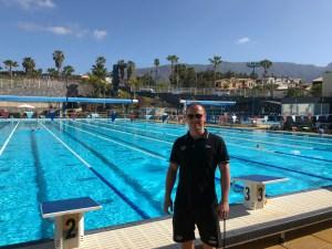 Swim Camp Teneriffa mit Alexander Steinhart