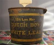 Dutch Boy White Lead