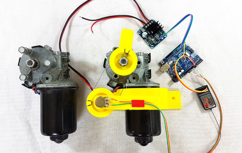 Big Diy Servo Xrobots Electrical Wiring Uk Share This