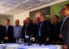 Βαγγέλης Παππάς: Υποσχέθηκε ένα δήμο διεκδικητικό και με αναπτυξιακό προσανατολισμό