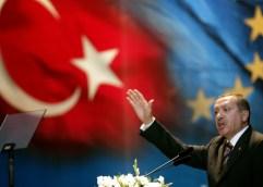 Διαμαρτυρία για την ταλαιπωρία λόγω Ερντογάν στην Εγνατία Οδό