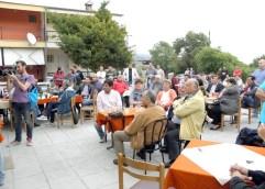 Ομιλία του Βαγγέλη Παππά στο Περιγιάλι: Ψήφος με γνώμονα την επάρκεια στην άσκηση διοίκησης
