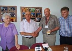 Δώρισαν 5.000 ευρώ στην «Αγία Μαρίνα»