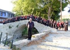 17ο ΦΕΣΤΙΒΑΛ ΠΙΕΡΙΑΣ ΚΟΙΛΑΔΑΣ 2014 Συνεπήρε το κοινό η χορωδία της ΣΦΓΤ και ο φωτογράφος Γιώργος Μυτιληνός
