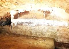 Από δω μπήκαν οι τυμβωρύχοι και σύλησαν τον τάφο στον λόφο Καστά;