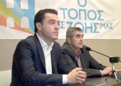 Μ. Παπαδόπουλος: «Στα μεγάλα ζητήματα η συνεργασία είναι μονόδρομος» – Ο ΤΟΠΟΣ ΤΗΣ ΖΩΗΣ ΜΑΣ