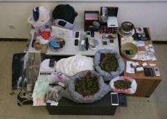 24 συλληφθέντες από την ΕΛ.ΑΣ
