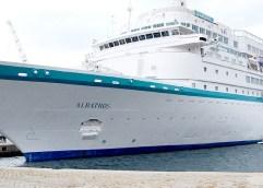 Παρθενική κατάπλευση για το «Albatros»